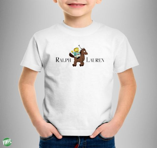 The Simpsons Ralph Kids T-shirt